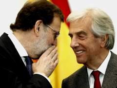 """Rajoy: """"Es ahora, con el PP, cuando se está actuando"""""""