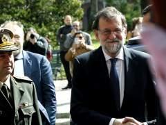 Rajoy en Uruguay