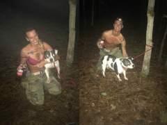 Detenida una ex-soldado por grabar un vídeo en el que dispara entre risas a su perro de terapia