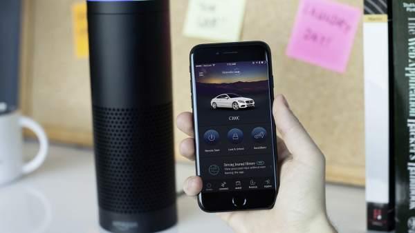 sin control de voz para VW Arnés teléfono móvil preparación