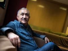 """Pepe Álvarez: """"La izquierda tiene que sentir el aliento de los trabajadores en el cogote"""""""