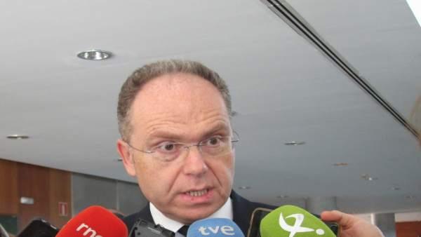 Juan Bravo, presidente de Adif