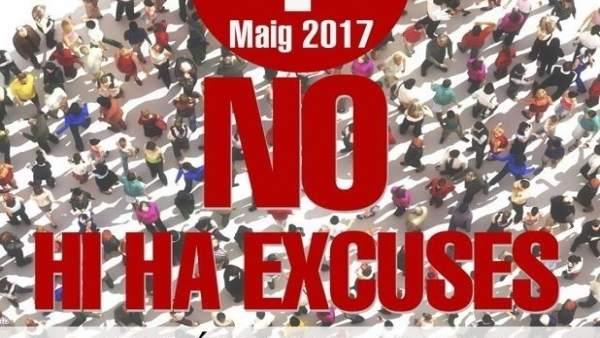 """Sis marxes recorreran la Comunitat Valenciana l'1 de Maig per a exigir treball """"estable"""" i més protecció social"""