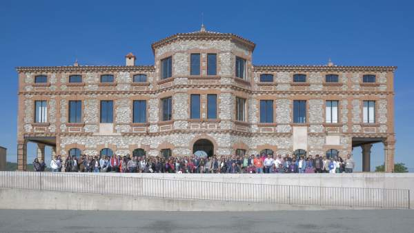 Encuentro Iberoamericano de Autoridades Locales en Jabugo (Huelva).