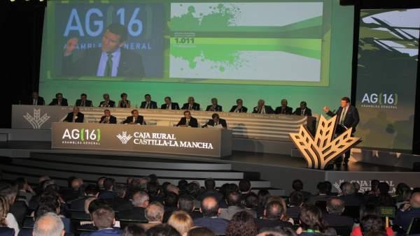 Asamblea  de caja rural