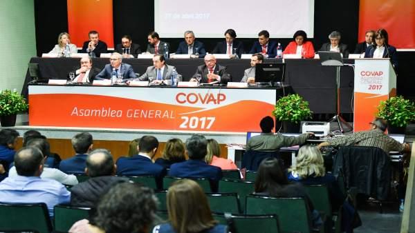La Asamblea General de Covap