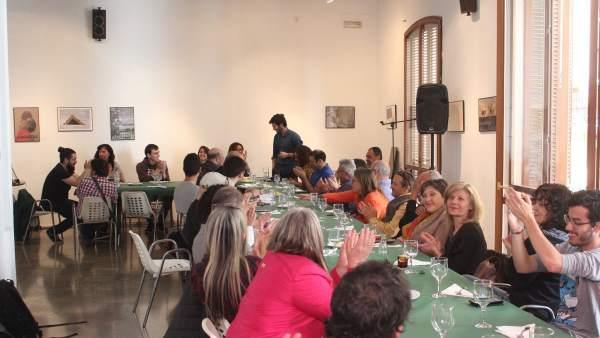 Estañ és el candidat a la Secretaria General de Podem per 'Aprofundir el canvi' i Mínguez lidera la llista al CCV
