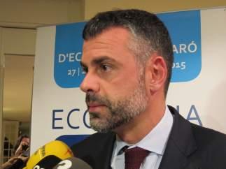 Santi Vila (Archivo)