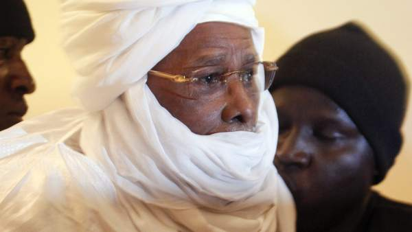 Hissène Habré, dictador de El Chad