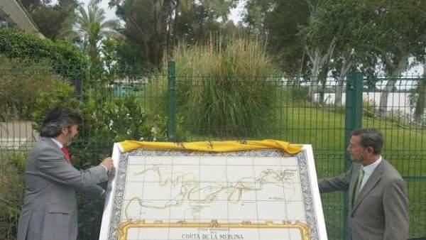 Inauguración de la Avenida corta de la Merlina en Coria del Río (Sevilla)