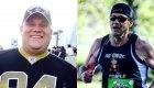 Se convierte en corredor de maratón tras perder 90 kilos