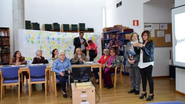 Nota Y Fotos/ Celebrado Un Encuentro Provincial De Mayores En El Marco Del Progr