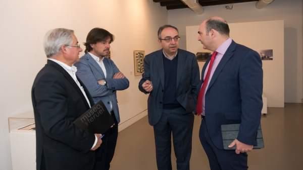 Muestra de Arte Concreto en el Museo de Teruel