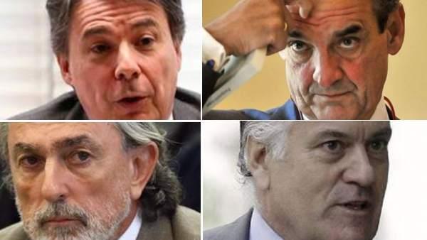 Soto del Real: el paseo de la fama de la corrupción en España