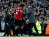 Mourinho resiste ante Guardiola: el Manchester United salva un empate en el campo del City