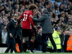 Mourinho resiste ante Guardiola: el United salva un empate en el campo del City
