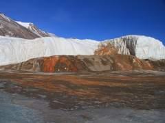 Fin al misterio de las 'cataratas de sangre' en la Antártida