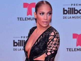 Jennifer Lopez, en los Billboard latinos 2017