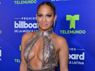 Segundo modelo de Jennifer Lopez