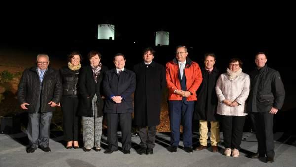 Iluminación de los Molinos de Alcázar