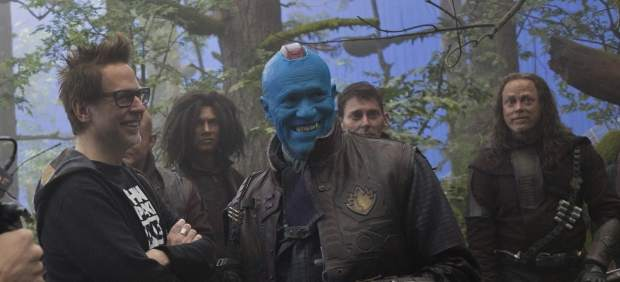 James Gunn y Yondu