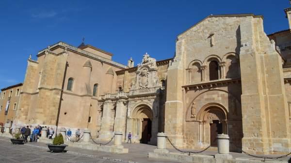 San Isidoro en León