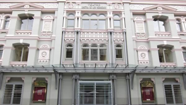 Teatro Bretón de los Herreros de Logroño