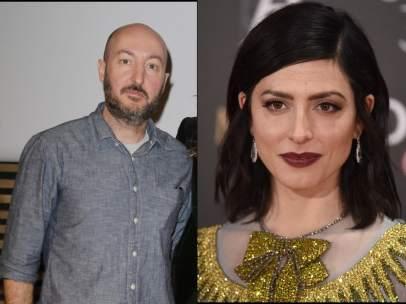 Diego Postigo y Bárbara Lennie