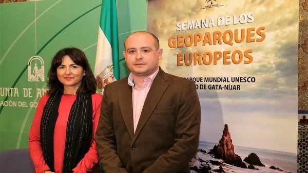 Presentación de las actividades en Cabo de Gata-Níjar en la semana de Geoparques
