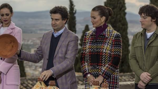 El programa de 'Master Chef' en Granada
