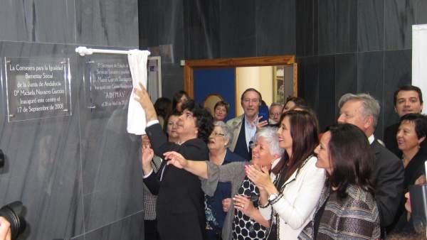 Inauguración de la residencia de la Asociación Alzheimer de Córdoba
