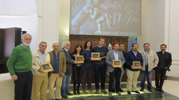Premios Adenex 2016