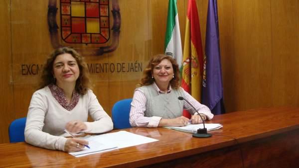 Presentación del proyecto Igualando-Jaén.