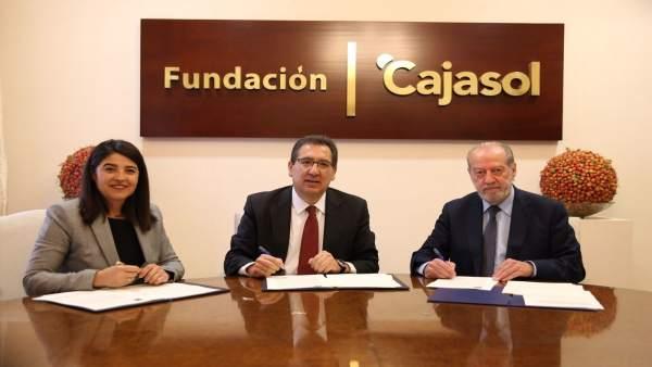 Convenio Territorio Guadalquivir