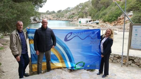 Cala Pi consigue la bandera 'Ecoplayas'
