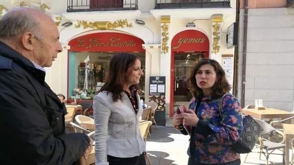 Ávila, Levy Entre Los Propietarios De Yemas De Sta Teresa
