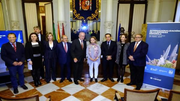 Jornadas de Internacionalización en  Málaga