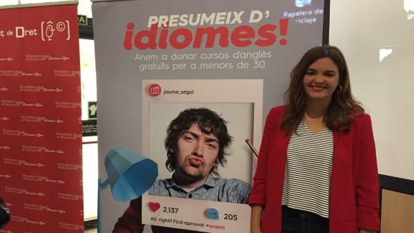 València combat l'atur juvenil amb cursos, bonificacions de taxes d'examen i contractes