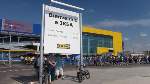Tienda Ikea en Alfafar