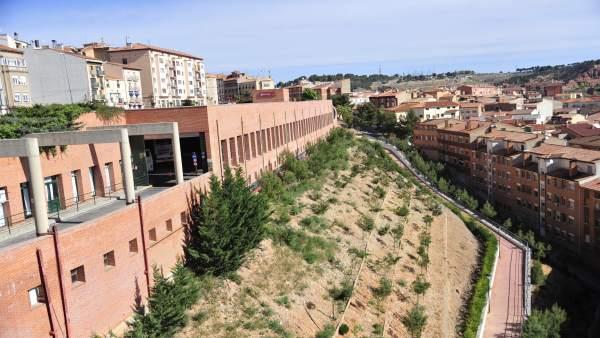 Barrio de San Julián de Teruel