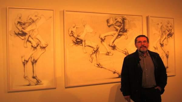 """Una retrospectiva reivindica l'obra de Joan Castejón, un """"esclat de llibertat"""" en la Chirivella Soriano"""