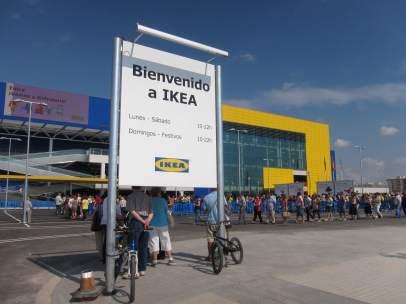 Tenda Ikea a Alfafar