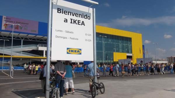 El TSJCV dóna la raó a Economia i impedix a Ikea obrir diumenges i festius a Alfafar en no ser zona turística
