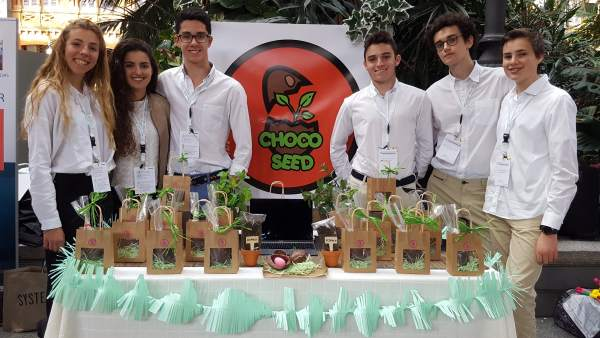 Chocoseed, por alumnos de San Cayetano