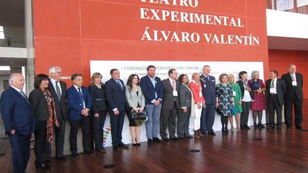 I Congreso de Enfermos de Cáncer y Familiares de CyL