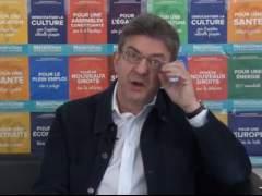 Mélenchon sigue sin decir por quién votará