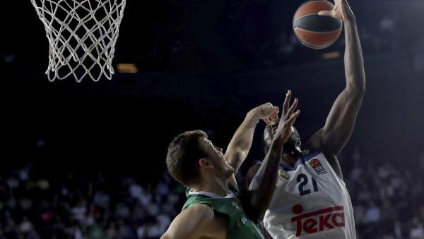 Darussafaka-Real Madrid