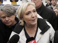 """Le Pen, a Zidane: """"Con lo que gana no me extraña que vote a Macron"""""""