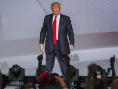 """Trump dice a la NRA que tiene un """"amigo"""" en la Casa Blanca"""