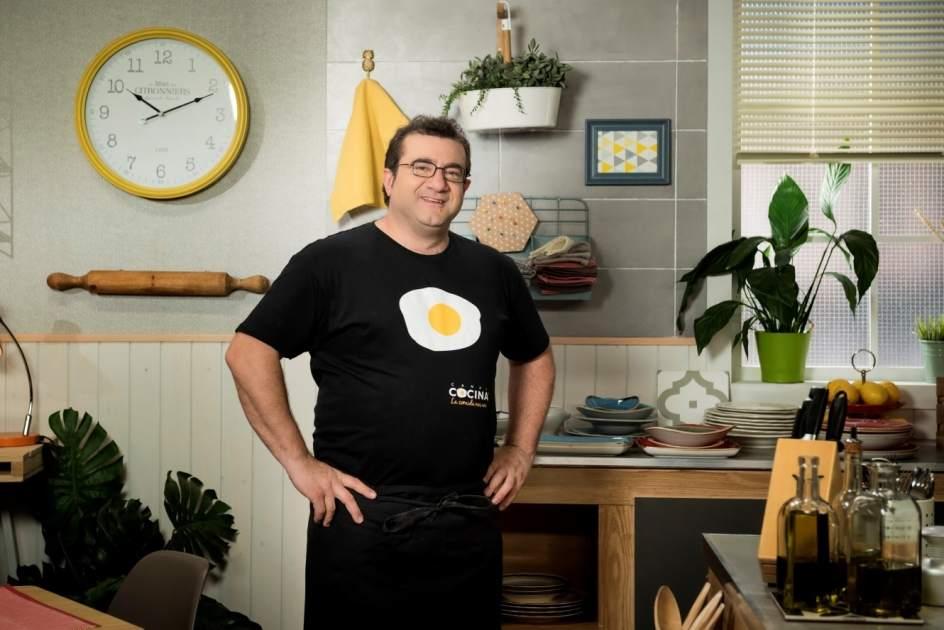 Sergio fern ndez descubre las recetas preferidas de los for Canal cocina sergio fernandez